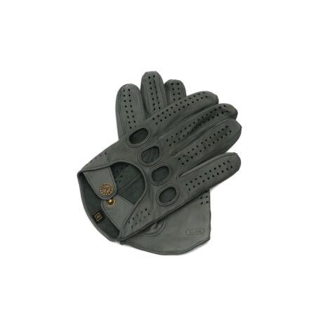 Men's Hairsheep Leather Driving Gloves GREY