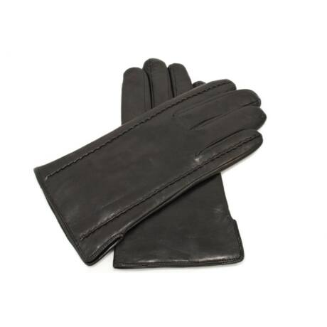 Men's hairsheep leather wool lined gloves