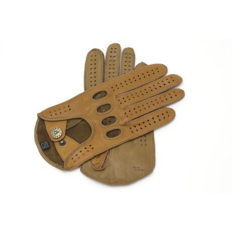 Women's hairsheep leather driving gloves NAVAHO-TAN