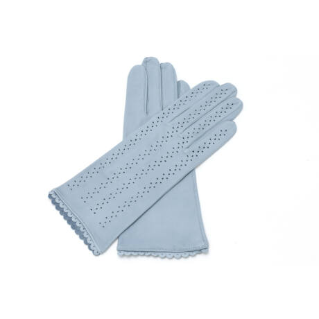 Women's hairsheep leather unlined gloves