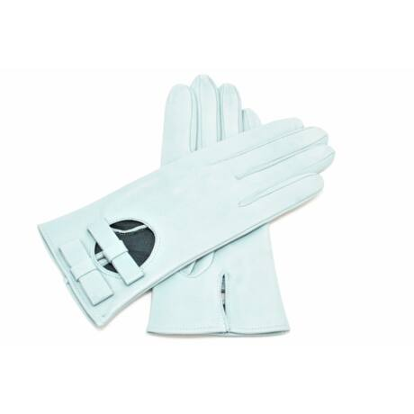 Women's silk lined leather gloves FOG